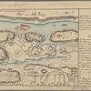 Plan der Attaque, welche Sr. Excellenz der Herr General-lieutnant von Knyphauss. mit 8 Bataillons Hessen und ein Bat.Waldeck dem 16ten Nov. 1776 auf das Fort Washington gemacht, dasselbe eingenommen, m. 2600 Americaner gefangen und eine Menge Ammunition und Provision erbeutet