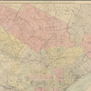 New map of the city of Philadelphia: from the latest city surveys : prepared for Gopsill's directories 1897