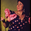 La Argentinita in a gypsy dance