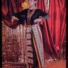 Belle Rosette (Beryl McBurnie) in African costume