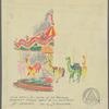 Color Sketch for S.R. Traveler Ornament