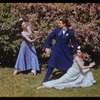 """Jardin aux Lilas"" - Nora Kaye, Antony Tudor and Annabelle Lyon"