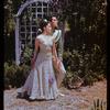 """""""Jardin aux Lilas"""" - Annabelle Lyon and Hugh Laing"""