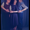 "Hugh Laing, Nora Kaye, and Antony Tudor in ""Dark Elegies"""