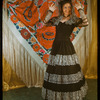 "Carmen Vasquez in Andaluza number from the musical ""Cabalgata: Spanish Musical Cascade"""