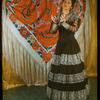 """Carmen Vasquez in Petenera number from the musical """"Cabalgata: Spanish Musical Cascade"""""""