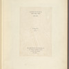 A monograph of the work of McKim, Mead & White, 1879-1915, Volume 3, [part 2] Plates 251-299