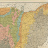 Geological map of Ohio