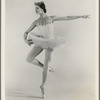 Melissa Hayden as the Sugar Plum Fairy in the 1954 New York City Ballet production of The Nutcracker