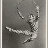 Edward Villella as Candy Cane in The Nutcracker, Act II
