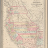 A new map of the state of California, the territories of Oregon, Washington, Utah & New Mexico