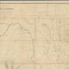 Military map of Nebraska and Dakota