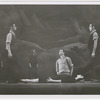 Jerome Robbins, Hugh Laing, and Antony Tudor in Dark Elegies, no. 34