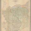 Geological chart of part of Iowa, Wisconsin, and Illinois