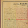 Map of Cherokee County, Iowa: drawn from actual surveys and the county records