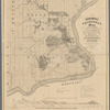 Geological and sectional map of part of southern Illinois bordering on the lower Ohio: embracing the estate of the Saline Coal & Manufacturing Co., : showing the lowest workable seams of coal on the Ohio River ; drawn to accompany the report of Dr. D. D. Owen