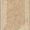 Rand, McNally & Co.'s Indiana