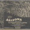 Map of Arizona: prepared specially for R.J. Hinton's handbook of Arizona