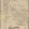 Map of Arizona: prepared specially for R.J. Hinton's hand book of Arizona