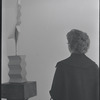Le Coq. Constantin Brancusi exhibition at the Guggenheim Museum, 1955. New York, NY