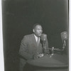 Paul Robeson addressing the annual Lenin Memorial meeting at Madison Square Garden