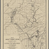 Map showing ancient channel system of Calaveras County