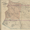 Sectional map of Colfax and Mora Counties, New Mexico: compiled from the original plats in the Surveyor General's Office at Santa Fe, New Mexico, and from private surveys by the Maxwell Land Grant Company, 1889