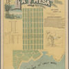 Map of La Presa: San Diego County, California