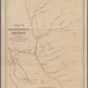 A correct map of the Bay of San Francisco and the Gold Region: from actual survey June 20th, 1849 for J.J. Jarves