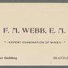 Webb, F.M