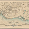 Map of Honolulu: prepared for Husted's Hawaiian Directory by Chas. V.E. Dove, surveyor, Honolulu