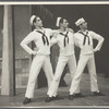Harold Lang, John Kriza, and Jerome Robbins in Fancy Free, no. 28