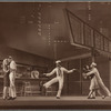 Jerome Robbins in Fancy Free (second cast)