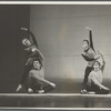 Janet Reed, John Kriza, and Melissa Hayden in Interplay