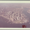 Location scouting photo, aerial (Lower Manhattan)