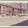 Location scouting photo (Children playing in street)