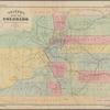 Thayer's map of Colorado