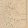 Drainage map of Colorado