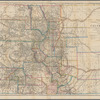Nell's new topographical & township map of the state of Colorado: compiled from U.S. government surveys & other authentic sources