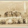 Hagenbeck-Wallace Circus in Reading, Pennsylvania