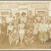 Milliken Bros. Circus in Long Lake, New York