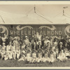 Wheeler-Almond Circus in Hightstown, New Jersey