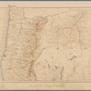 Map of Oregon territory: probably prepared for the tenth census of the United States