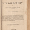 New York City directory, 1839/40