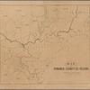 Map of Venango County oil regions