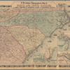 J.H. Colton's topographical map of North and South Carolina: a large portion of Georgia & part of adjoining states
