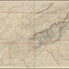 Eastern Tennessee, with parts of Alabama, Georgia, South Carolina, North Carolina, Virginia, and Kentucky