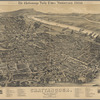 Chattanooga: county seat of Hamilton County, Tennessee, 1888, population 50,000