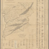 General map of the anthracite coal fields of Pennsylvania and adjoining counties