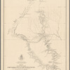 Map of roads from Fort Dodge, Kan. to Camp Supply, Ind. Ter.